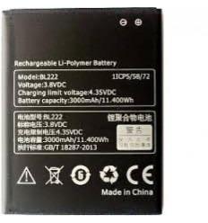 Batería original Lenovo S660 3000mAh Li-Ion BL222