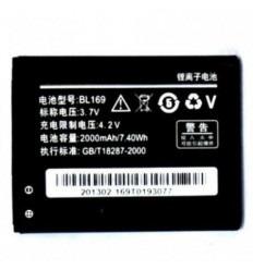 Batería original Lenovo P70 BL169 2000mAh Li-Ion