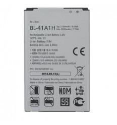 Batería Original LG D390N F600 BL-41A1H 2100mAh Li-Ion