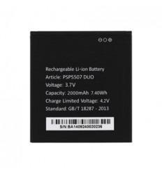 Batería original Prestigio Multiphone PSP5507 DUO 2000mAh Li