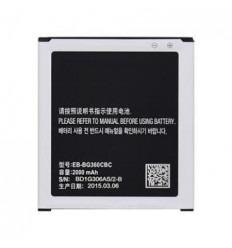 Batería Original Samsung Galaxy G360 G361 Galaxy Core Prime EB-BG360CBC Li-Ion 2000mAh