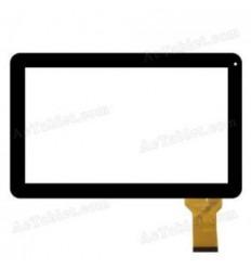 """Pantalla Táctil repuesto Tablet china 10.1"""" Modelo 34 FF2014"""