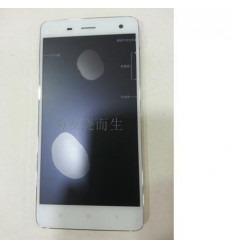 Xiaomi Miui MI4 M4 pantalla lcd + táctil blanco + marco rema