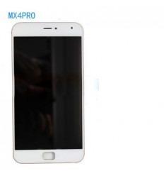 Meizu MX4 Pro pantalla lcd + táctil blanco + marco original