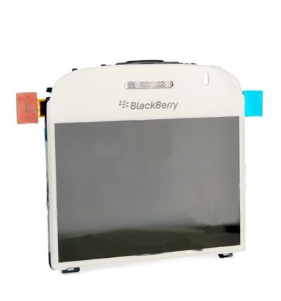 Display LCD Blackberry Bold 9000 002/003/004 white