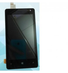 Nokia Lumia 435 original diplay lcd with black touch screen