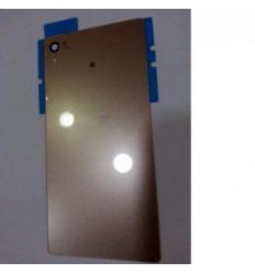 Sony xperia Z4 Z3 plus Z3+ e6533 e6553 tapa batería dorado