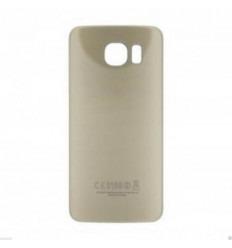 Samsung Galaxy S6 Edge G925F tapa batería dorado original