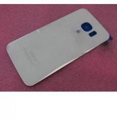 Samsung Galaxy S6 Edge G925F tapa batería blanco