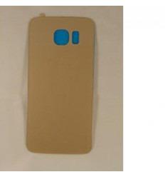 Samsung Galaxy S6 G9200 G920F tapa batería dorado