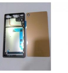 Sony Xperia Z3 D6603 D6643 D6653 carcasa completa dorado