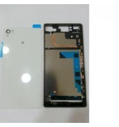Sony Xperia Z3 D6603 D6643 D6653 carcasa completa blanco