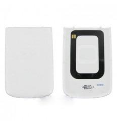 Blackberry Q10 tapa batería blanco