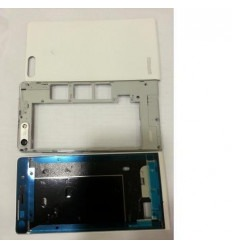 Huawei Ascend G6 Orange Gova carcasa completa blanco