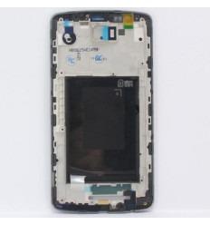 LG G3 D850 855 D830 D851 VS985 carcasa frontal negro origina