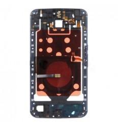 Motorola XT1100 XT1103 Google Nexus 6 carcasa central azul o