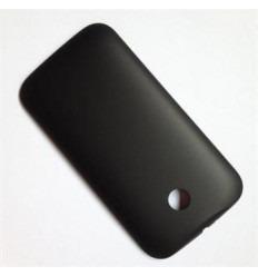 Motorola Moto E XT1021 XT1022 XT1025 tapa batería negro