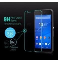 Sony Xperia E4g E2003 protector cristal templado