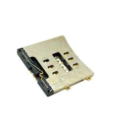 Iphone 4G and 4S slim card connector