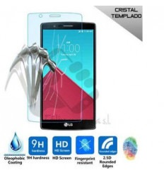 LG G4 H815 protector cristal templado