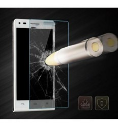 Huawei Ascend G6 Orange Gova protector cristal templado