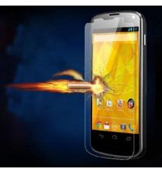 LG Nexus 4 E960 protector cristal templado
