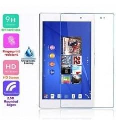 Sony Xperia Z3 Compact Tablet protector cristal templado