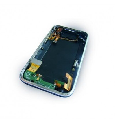 iPhone 3G black back cover full assembly