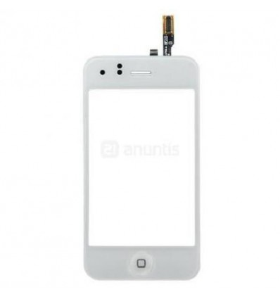 iPhone 3G white digitizer full assembly