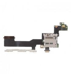 HTC One M9 flex lector de memoria botones y microfono origin