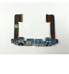 HTC One M9 flex conector de carga micro usb jack audio origi