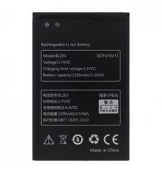 Batería original Lenovo A369 BL203 1500mAh Li-Ion
