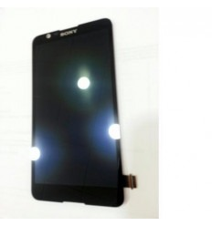Sony Xperia E4 E2104 E2105 pantalla lcd + táctil negro origi