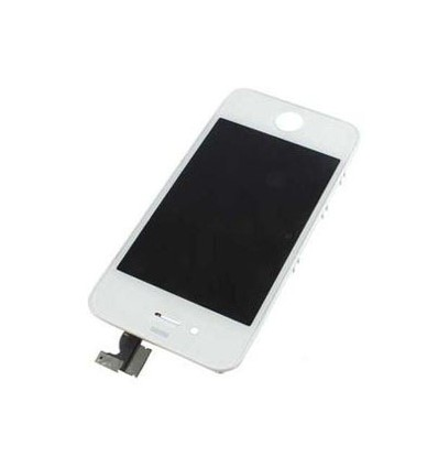 iPhone 4 white LCD full assembly