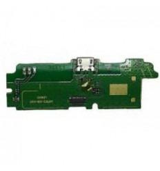 Lenovo A850 flex conector de carga micro usb + microfono ori