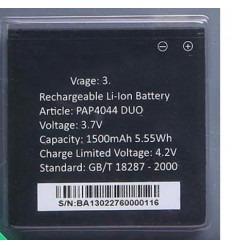 Batería Original Prestigio pro Multiphone 4044DUO 1500mAh Li
