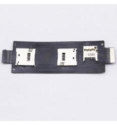 Asus Zenfone 2 flex lector de sim y memoria original