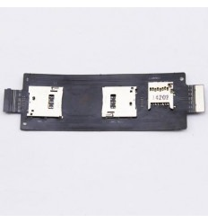 Asus Zenfone 2 ZE550ML ZE551ML original memory and sim card reader flex cable
