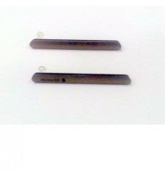 Sony Xperia Z3 Dual Sim D6633 set 2 tapas dorado original