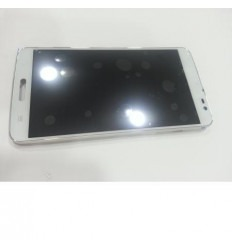 LG G Pro Lite D680 D682 display lcd with white touch screen