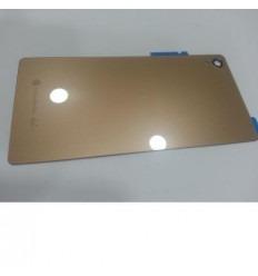 Sony Xperia Z3 Dual Sim D6633 tapa batería dorado