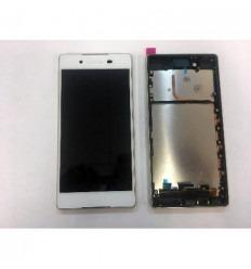 Sony xperia Z4 Z3 plus Z3+ e6553 pantalla lcd + táctil blanc